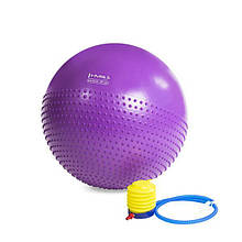 Мяч для фитнеса YB03 HMS 55см