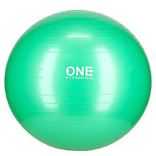 Мяч для фитнеса GB10 One Fitness 65см, зеленый