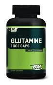 Глютамин Optimum Nutrition Glutamine 1000  120- капс. Восстанавливает мышечную ткань,повышает чувствительность