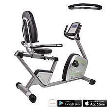 Горизонтальний велотренажер inSPORTline inCondi R60i