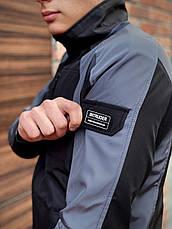 Розміри S-2XL | Чоловіча куртка вітровка Intruder Softshell Light 'iForce', фото 3