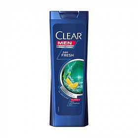 Шампунь Clear клеар против перхоти для мужчин Контроль жирности кожи головы 400 мл