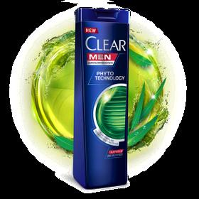 Шампунь Clear Men «Phytotechnology» клеар против перхоти для мужчин 400 мл