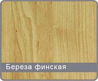 Береза финская. 200х2600мм - Коллекция Премиум. Стеновые панели МДФ Омис