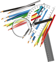 Школьный набор первоклассника универсальный для мальчика 54 предмета, 35 позиций, набор для первоклассника