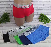 Трусы мужские боксеры XL (50-52 раз) брифы хлопок Calviein Klein (1001)