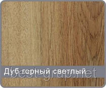 Дуб горный светлый. 200х2600мм - Коллекция Премиум. Стеновые панели МДФ Омис