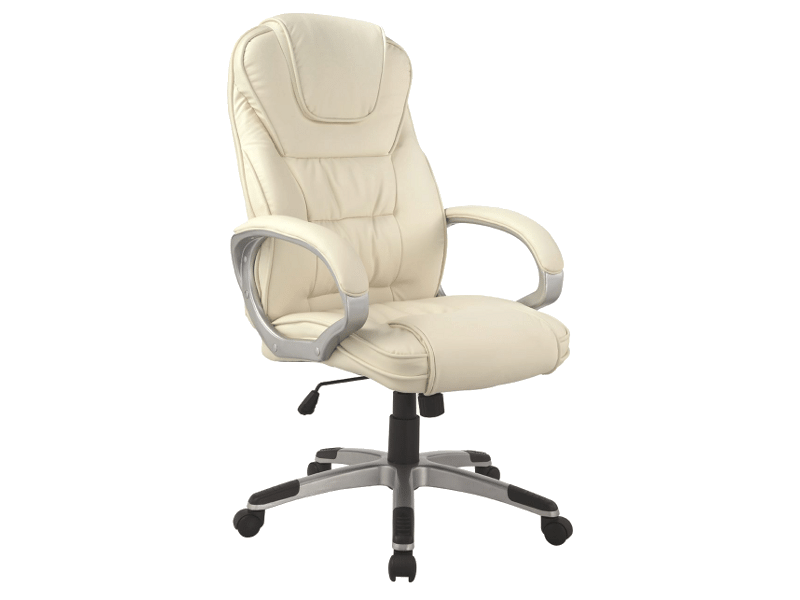 Комп'ютерне крісло Q-031 Signal Бежевий