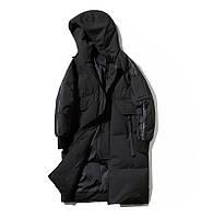 Чоловічий зимовий пуховик куртка JEEP. РОЗМІРИ 46-52, фото 1