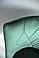 Стілець TRIX Velvet Signal Зелений, фото 10