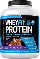 Сывороточный протеин FitnessLabs WheyFit Protein 2268 г (63 порц.)