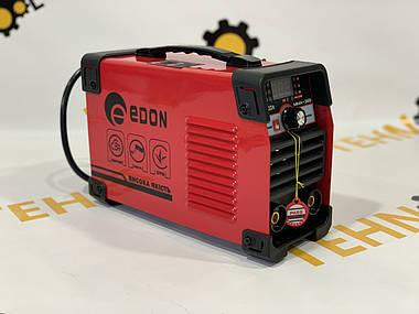 Інверторний зварювальний апарат EDON MMA-365 (2021 рік 3метра кабелю), фото 2