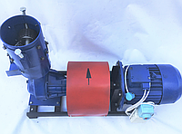 Гранулятор комбикорма ПГУ-150 подвижные ролики 220В/380В