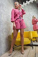 Женский комбинезон Орион с короткими шортами 44-50 размер разные цвета