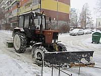 Аренда трактора для уборки снега, фото 1