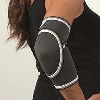 Бандаж неопреновый для поддержки локтевого сустава с амортизационной вкладкой - Ersamed REF-302