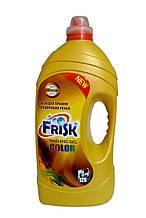 """Гель для прання кольорових речей Frisk """"PREMIUM GOLD COLOR GEL"""" 5,5 л"""