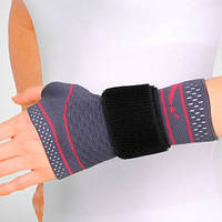 Бандаж-шина трикотажная для фиксации лучезапястного сустава и первого пальца (левая-правая) - Ersamed REF-722