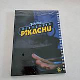 """Набір """"Pikachu"""": щоденник, пенал, скетчбук, фото 5"""