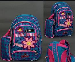 Школьный рюкзак с пеналом 0026-18