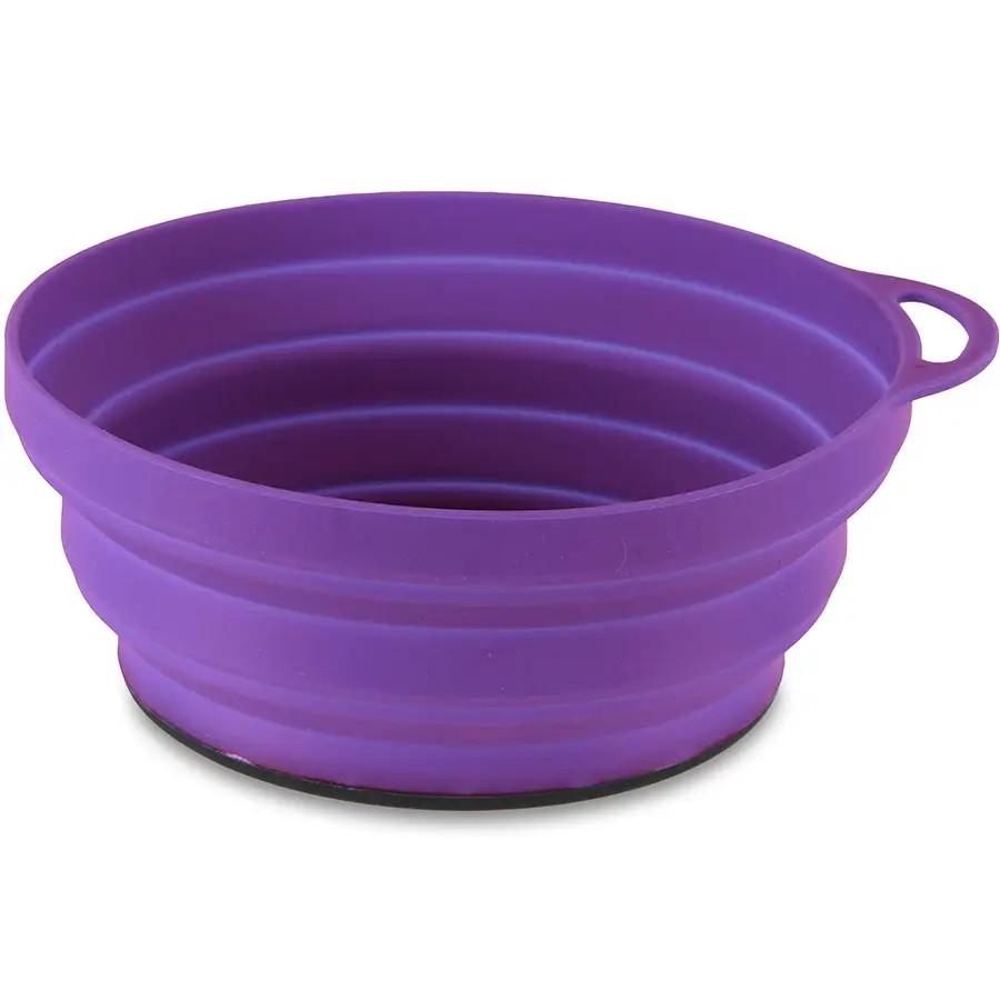 Миска Lifeventure Silicone Ellipse Bowl Фіолетовий