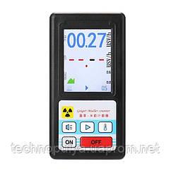 Дозиметр радиации - радиометр профессиональный Kailishen GB188 Черный (100701)