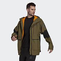 Чоловіча куртка Adidas Utilitas Rain.RDY (Артикул: GT6560)