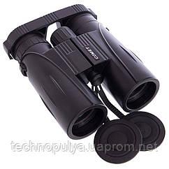 Бінокль COMET 8х42 TY-1295 (пластик, скло, PVC-чохол, чорний) (PT0025)
