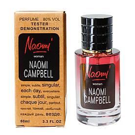 Naomi Campbell Naomi TESTER LUX, женский, 60 мл