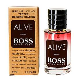 Hugo Boss Boss Alive TESTER LUX, женский, 60 мл