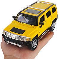 Машинка Металева Hummer H3, фото 1