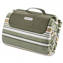 Многослойный коврик-сумка туристический Кемпинг Maxi СА-65 флис с водонепроницаемой подкладкой