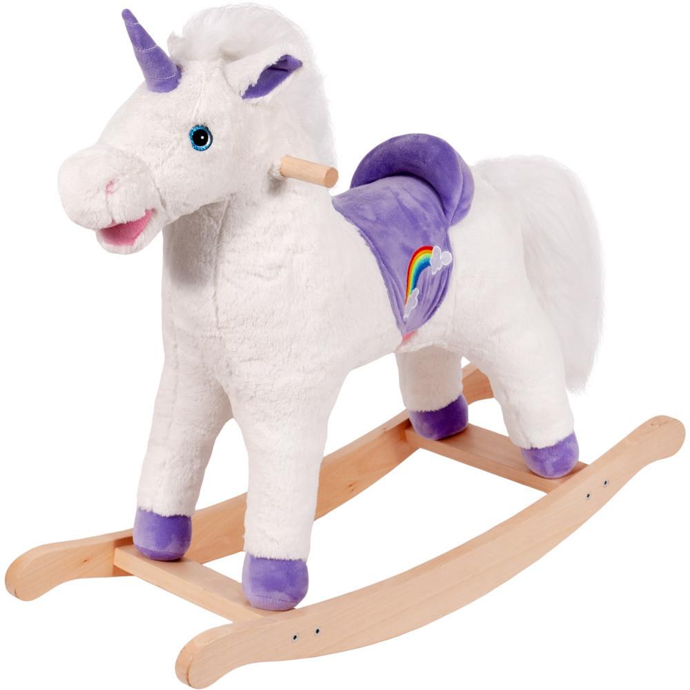 Коник гойдалка Stip іграшка для дітей до 25кг