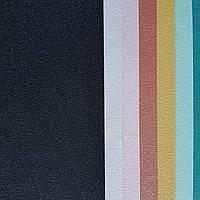 Обои виниловые на флизелине Erismann Brilliant colours 0.53x10 однотонные черные серебристые точки, фото 1