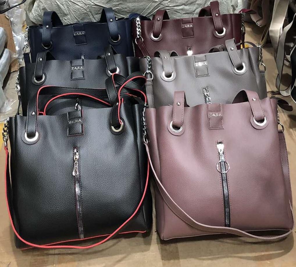 Женская Сумочка  стильная сумка экокожа. В расцветках.
