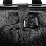 Рюкзак Городской кожаный BRETTON BP 2004-7 black, фото 2