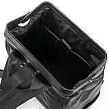 Рюкзак Городской кожаный BRETTON BP 2004-7 black, фото 4