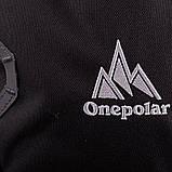 Рюкзак городской Onepolar Мужской рюкзак ONEPOLAR (ВАНПОЛАР) W1731-black, фото 3
