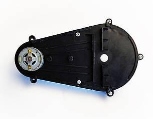 Редуктор дитячого електромобіля Bambi з мотором 550 класу 6900 RPM 12V моделей A18, фото 2