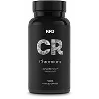 Жиросжигатель - KFD Chromium 200 mg /200 capsules