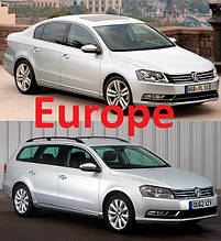 VW Passat B7 EURO ЄВРОПА