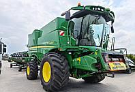 Зернозбиральний комбайн John Deere S 670i 2016 року