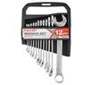 Набір ключів комбінованих CARLIFE CR-V, 12шт., 6-22 мм, уп. пластик (10)