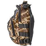 Сумка-рюкзак Valiria Fashion Мужская сумка-рюкзак VALIRIA FASHION 3DETBI6536-10, фото 3