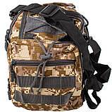 Сумка-рюкзак Valiria Fashion Мужская сумка-рюкзак VALIRIA FASHION 3DETBI6536-10, фото 8
