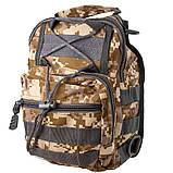 Сумка-рюкзак Valiria Fashion Мужская сумка-рюкзак VALIRIA FASHION 3DETBI6536-10, фото 9