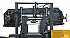 Автоматична двоколонна стрічкова пила по металу Beka-Mak  BMSO-360CS NC, фото 9