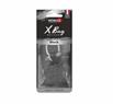 Автомобільний ароматизатор повітря полімерний Nowax X Bag DELUXE - Black (20шт/ящ)