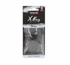 Автомобільний ароматизатор повітря полімерний Nowax X Bag DELUXE - Silver (20шт/ящ)