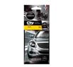 Ароматизатор Aroma Car City Card - BLACK (24шт.)